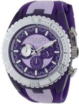 Mulco Titans Wave Collection MW5-1836-051 Women's Analog Watch