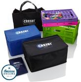 CRESBI Crates 3-pack Collapsible Grocery Crates