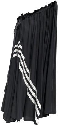 Y-3 Black Skirt for Women