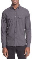 Todd Snyder Extra Trim Fit Utility Shirt