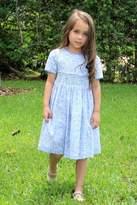 Luli & Me Classic Smocked Dress