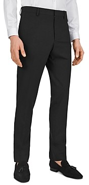 The Kooples Solid Suit Pants