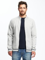Old Navy Classic Fleece Track Jacket for Men