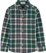 Jean Bourget Checked shirt
