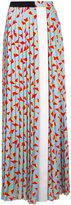 Iceberg pleated maxi skirt - women - Polyester/Spandex/Elastane/Viscose - 40