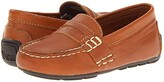 Polo Ralph Lauren Telly (Infant/Toddler) (Tan Burnished Leather) Boy's Shoes