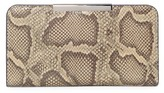 Vince Camuto Tina Snake Embossed Leather Wallet