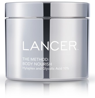 Lancer The Method: Body Nourish Cream With Hylaplex and 10% Glycolic Acid