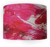 Sedum Detail in Pink Lamp Shade