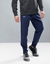 Under Armour No Break Running Joggers In Navy
