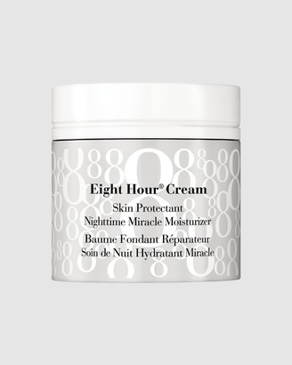 Elizabeth Arden Body Lotion & Cream - Eight Hour Cream Skin Protectant Nighttime Miracle Moisturiser - Size One Size, 45g at The Iconic