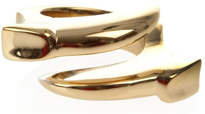 Dominic Jones Double claw ring
