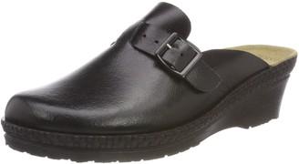 Rohde Womens Neustadt-50 Clogs black Size:7.5 UK (41 EU)
