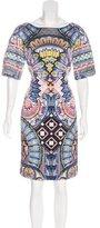Temperley London Merida Matelassé Dress w/ Tags