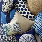 Williams-Sonoma Williams Sonoma Chunky Herringbone Linen Pillow Cover