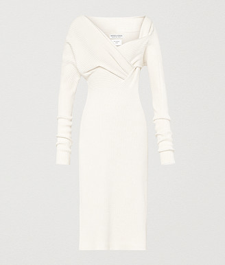 Bottega Veneta DRESS IN SILK BLEND