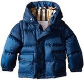 Burberry Benson Coat Boy's Coat