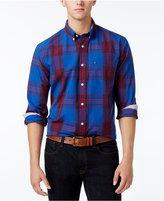 Tommy Hilfiger Men's Copeland Plaid Shirt