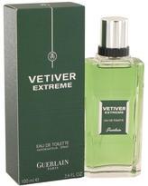 Guerlain Vetiver Extreme by Eau De Toilette Spray for Men (3.4 oz)
