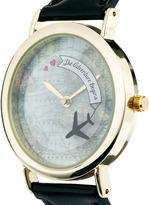 Asos Rotating Globe Adventure Watch