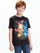 Old Navy Star Wars The Force Awakens Tee for Boys