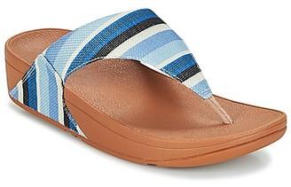 FitFlop LULU TOE-THONG SANDALS women's Sandals in Blue