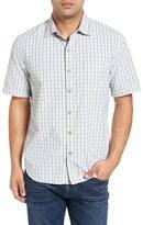 Tommy Bahama Reel Deal Original Fit Short Sleeve Sport Shirt