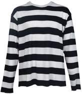 The Elder Statesman Stripe Sweater