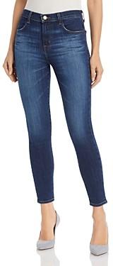 J Brand Alana High Rise Skinny Jeans in Arcade