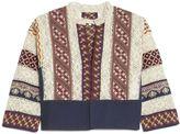 Vanessa Bruno Echem Embroidered Jacket