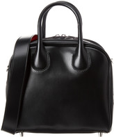 Christian Louboutin Marie Jane Small Leather Shoulder Bag