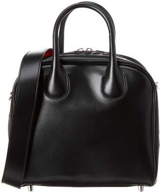 Christian Louboutin Marie Jane Small Leather Top Handle Tote