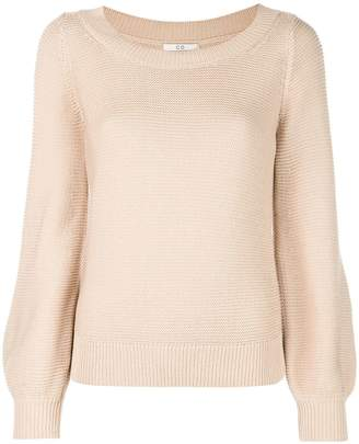 Co bell sleeve jumper