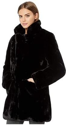Apparis Sophie 2 Faux Fur Coat