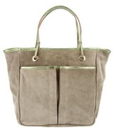 Anya Hindmarch Suede Nevis Tote