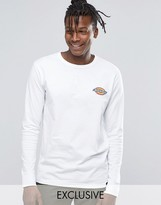 Dickies Long Sleeve T-shirt With Small Logo