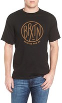 Brixton Men's Carraway Graphic T-Shirt