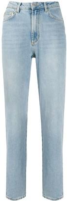 Fiorucci Tara Angels patch jeans