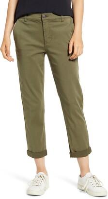 Current/Elliott The Confidant Roll Cuff Pants