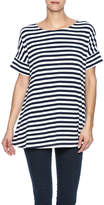 Simply Noelle Nautical Striped Tunic
