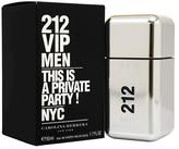 Carolina Herrera Men's 212 VIP EDT Spray - 1.7 oz