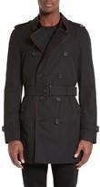 Burberry Men's Kensington Trench Coat