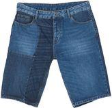 Desigual Denimpatch Denim Shorts
