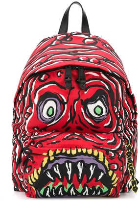 Moschino Monster backpack