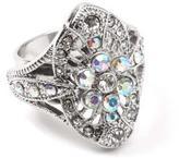 Penningtons Sparkling Flower Ring