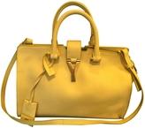 Saint Laurent Monogramme leather bag