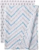 Lambs & Ivy Ryan Collection Muslin Swaddle