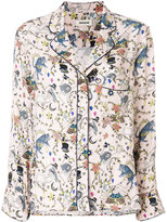 Zadig & Voltaire printed shirt