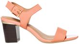 Calvin Klein Cimi Salmon Rose Sandal