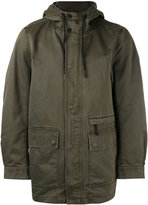 Diesel military jacket - men - Cotton/Polyester - XXL
